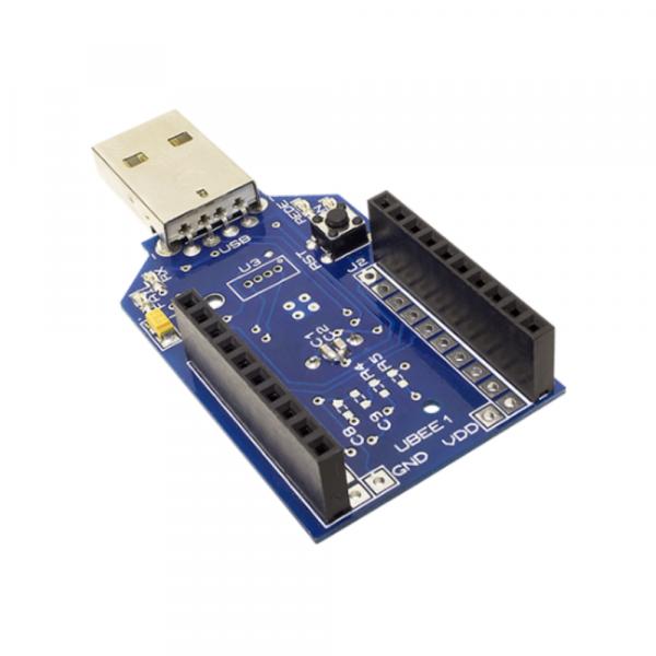 USBEE - Plataforma USB para Módulos UBEE/UBEE MAX